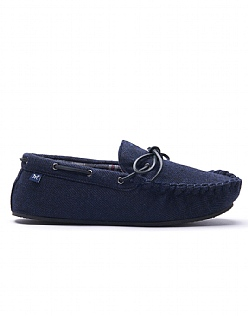 Quaker Moccasin Slipper