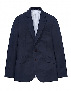 Ashton Blazer In Dark Navy