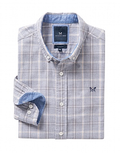 Anderby Slim Fit Check Shirt