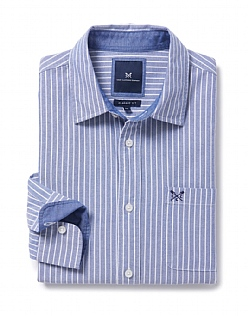 Whitmore Classic Fit Stripe Shirt