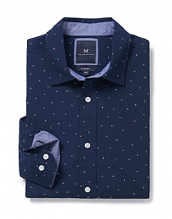 Ardwell Slim Fit Print Shirt
