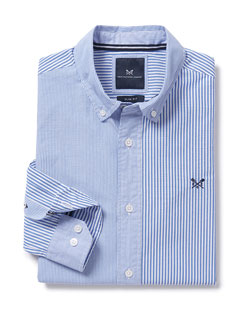 Felpham Slim Fit Multi Stripe Shirt