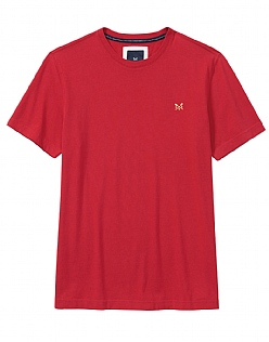 Crew Classic T-Shirt In Classic Red