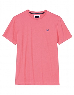 Crew Classic T-Shirt In Ocean Coral