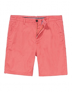 Bermuda Shorts In Spiced Coral