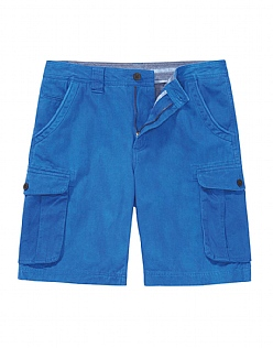Woodcombe Cargo Shorts In Marine Blue