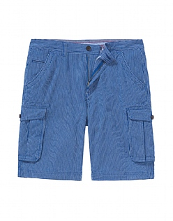 Bramstone Cargo Shorts In Marine Blue