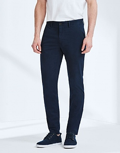 Summer Slim Chino In Dark Navy