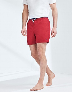 Seapoint Swimshorts In Classic Red