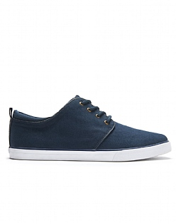 Wilburt Trainers In Navy