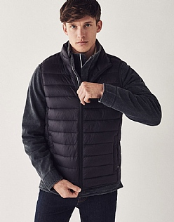 Lightweight Gilet in Dark Navy