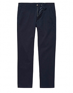 Slim Fit Chino in Dark Navy