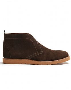 Chukka Boot in Chocolate