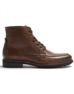 Percie Boots in Chocolate