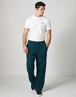 Crew Jogger in Bottle Green