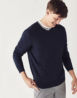Summer Foxley V Neck Jumper