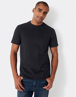 Crew Classic T-Shirt in Black