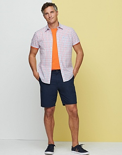 Bermuda Shorts in Navy