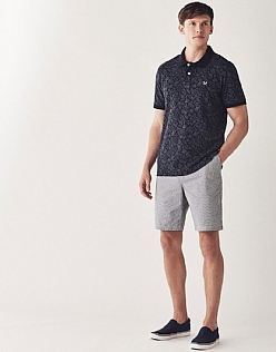 Bermuda Stripe Short