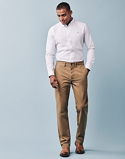 Vintage Chino In Tan