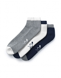 3 Pack Trainer Socks