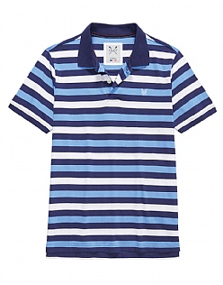 Marlborough Stripe Polo