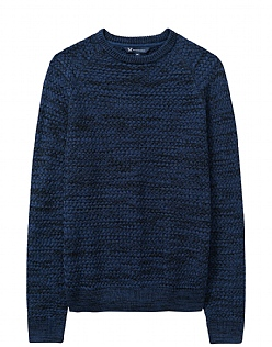 Textured Crew Jumper