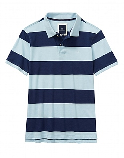 Melbury Stripe Polo Shirt