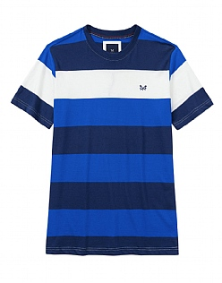 Bold Wide Stripe T-Shirt