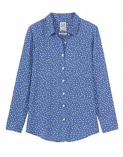 Polka Dot Boyfriend Shirt