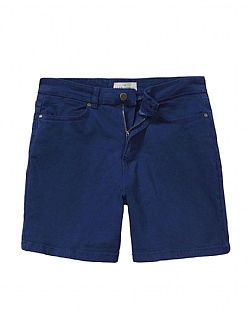 5 Pocket Shorts In Navy