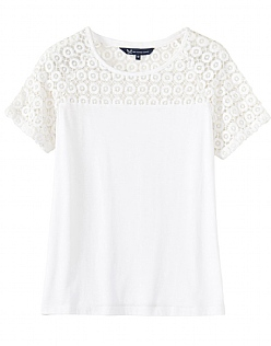 Daisy Sleeve Top