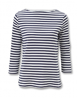Victoria Stripe Top