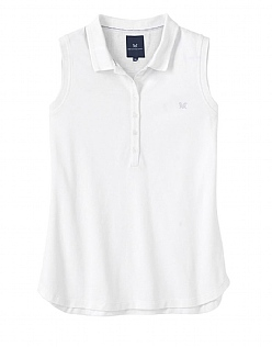 Sleeveless Heritage Polo