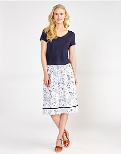 Sicily Holiday Skirt