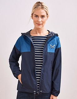 Crew Club Lymington Womens Cagoule