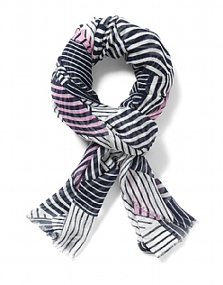 Mixed Stripe Scarf