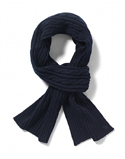 Kirkby Cable Scarf
