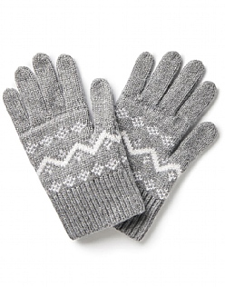 Fairisle Glove