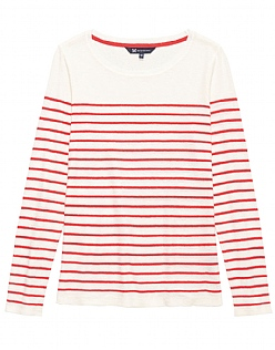 Reverse Stripe Jumper