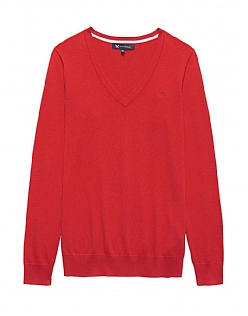 Foxy V-neck Jumper