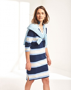 Rugby Stripe Dress