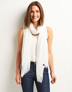 Scattered Spot Scarf