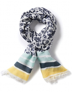 Giverny Silhouette Scarf