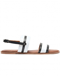 Portley Leather Sandal