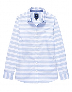 Oxford Horizontal Stripe Shirt