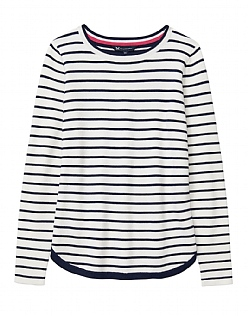 Stripe Mix Jumper