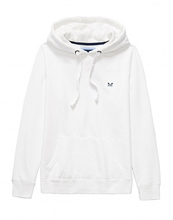Crew Hoody in White