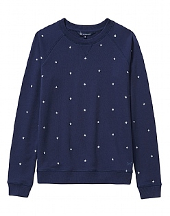Raglan Star Sweatshirt