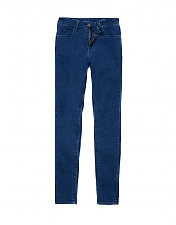 The Drainpipe Jean In True Blue
